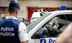 Polizia-Belgio