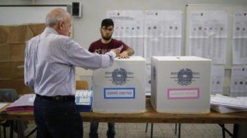 elezioni voto urne