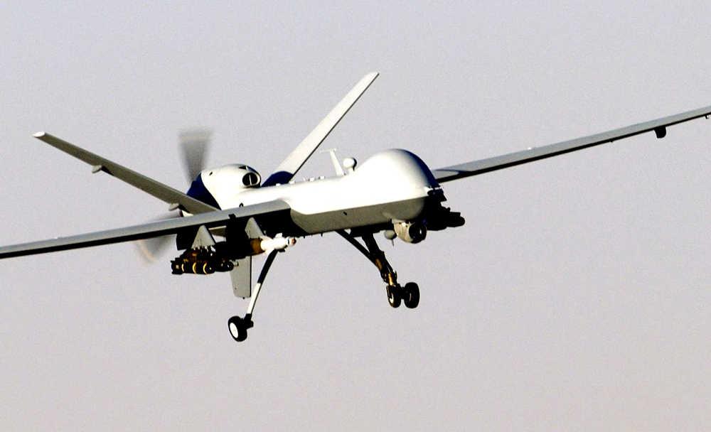droni: il MQ-9 Reaper