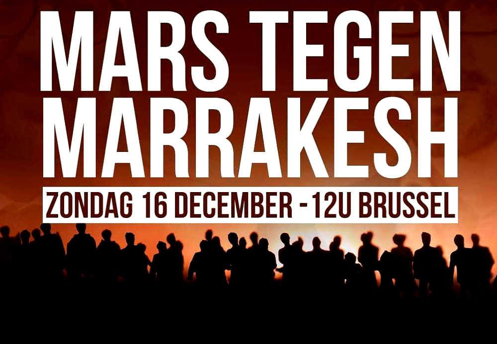 Mars Tegen Marrakesh