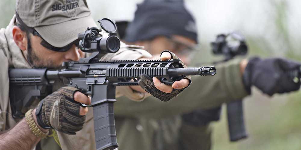 fucile semi-automatico M4