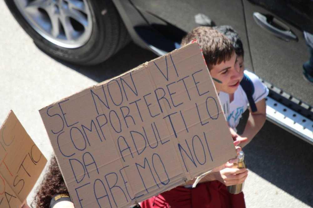Friday For Future Alcamo - Manifestazione 24 maggio 2019 - 3