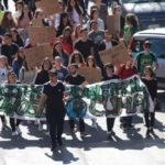 Fridays For Future: Alcamo, un centinaio contro l'emergenza climatica