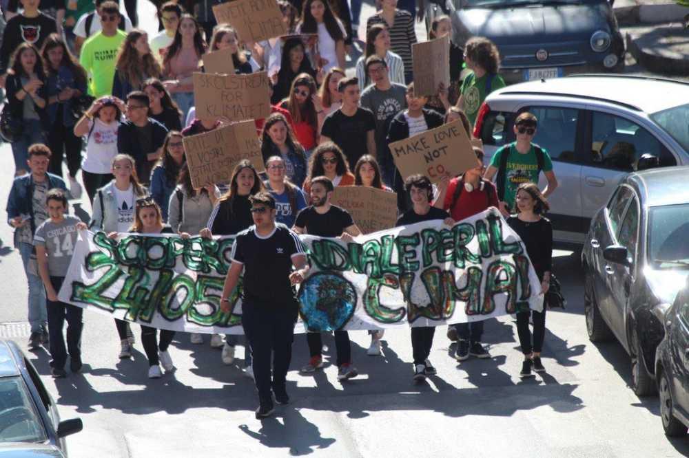 Friday For Future Alcamo - Manifestazione 24 maggio 2019 - 4