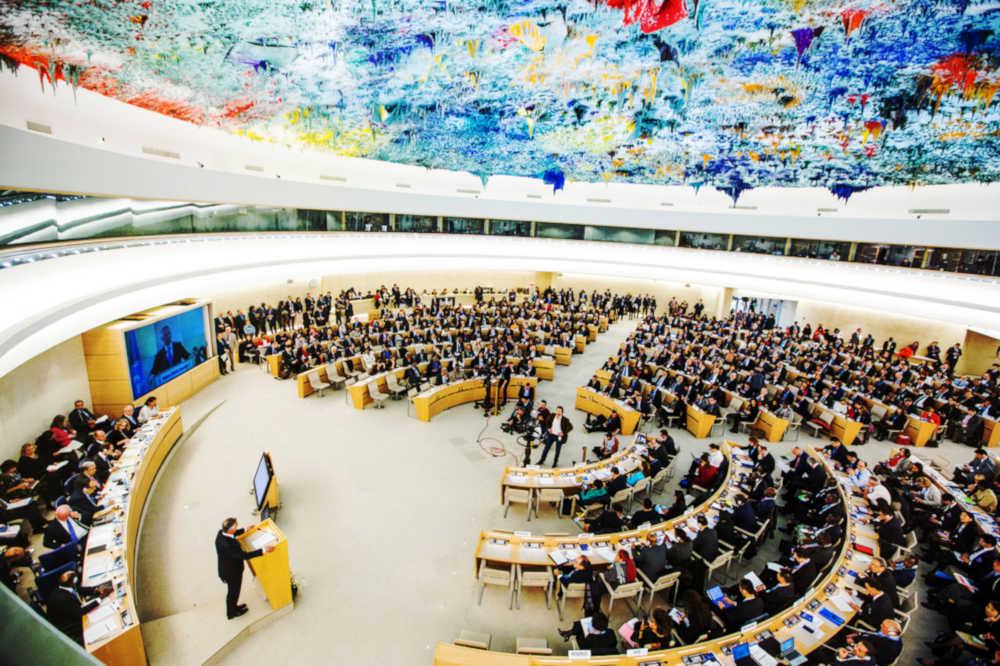 Consiglio ONU per i Diritti Umani