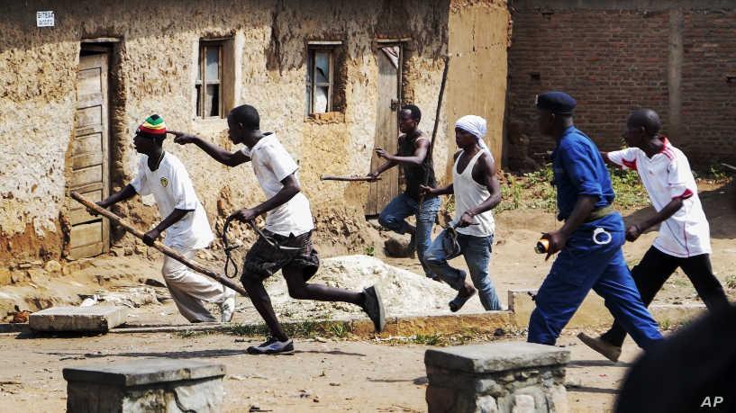 violenze milizie Imbonerakure in Burundi