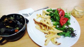Molenbeek: la coesione sociale inizia tutti attorno ad un piatto di cozze