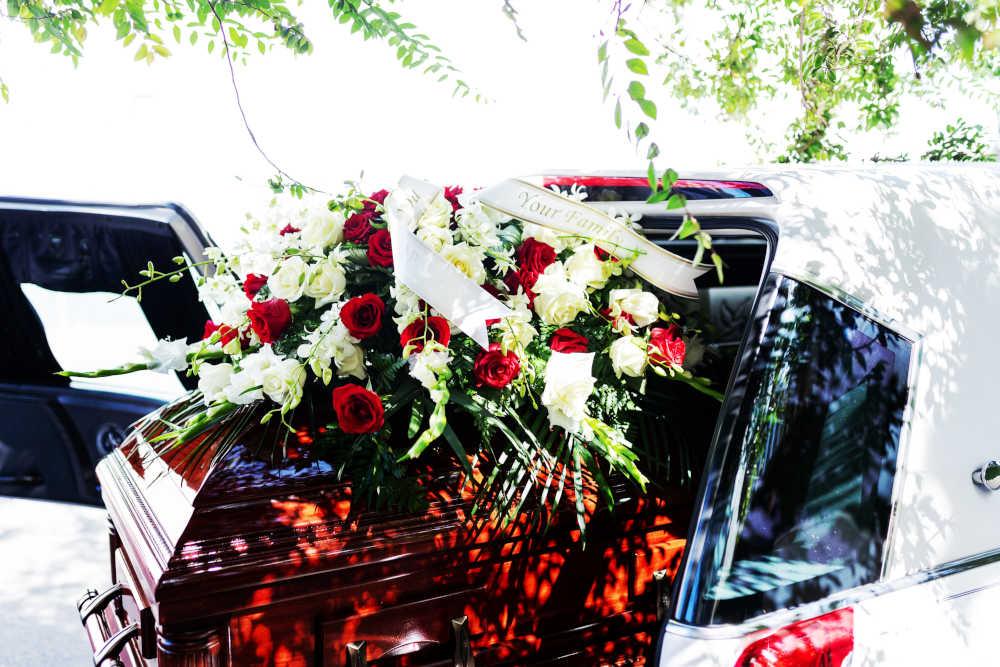 morte funerale