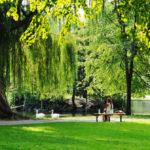 Giardini Pubblici aperti ma con obbligo di mascherina