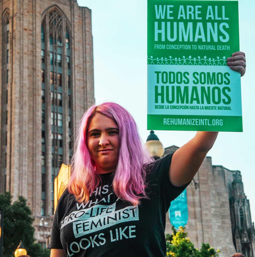 Siamo tutti esseri umani - No ai Decreti Salvini