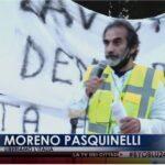 Moreno Pasquinelli, Marcia della Liberazione