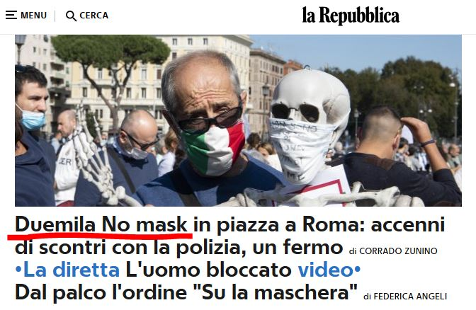 Repubblica-NoMask