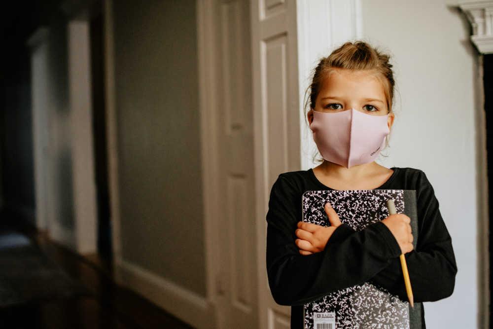 mascherine a scuola